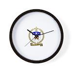 RENARD Family Crest Wall Clock