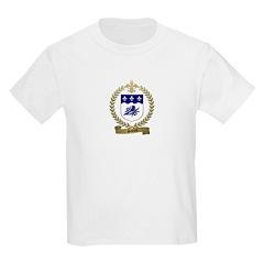 SAVOIS Family Crest Kids T-Shirt