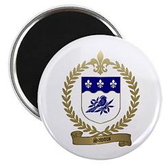 SAVOIS Family Crest Magnet