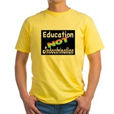 Education Not Indoctrination T