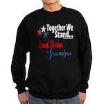 Marine Grandpa Sweatshirt (dark)