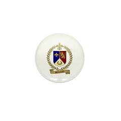 SIMONEAUX Family Crest Mini Button (100 pack)