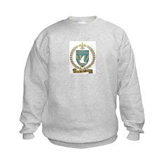 SERREAU Family Crest Sweatshirt