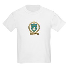 SERREAU Family Crest Kids T-Shirt