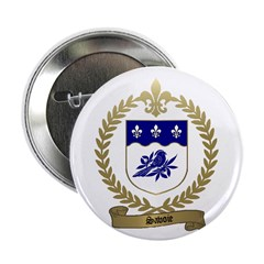 "SAVOIE Family Crest 2.25"" Button (10 pack)"