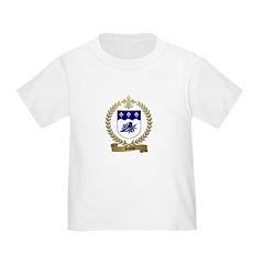 SAVOIE Family Crest T