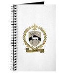 SAVARY Family Crest Journal