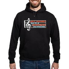 Music Teacher Hoodie