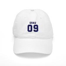 Grau 09 Baseball Cap