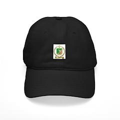 SALLE Family Crest Black Cap