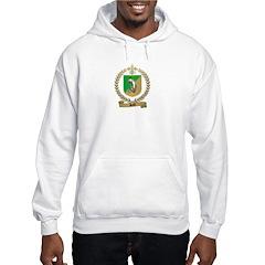 SALLE Family Crest Hooded Sweatshirt