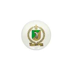 SALLE Family Crest Mini Button (10 pack)