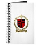SAINT-QUENTIN Family Crest Journal
