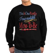 Incredible Mom-to-be Sweatshirt