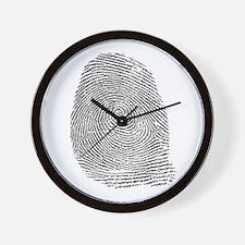 Ransom Chaos Wall Clock