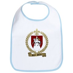 SAINT-PIERRE Family Crest Bib
