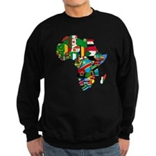 Flags of Africa Sweatshirt