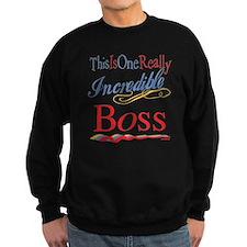 Incredible Boss Sweater