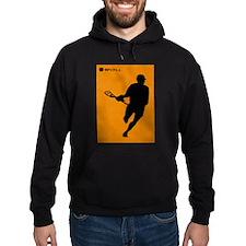 Lacrosse I Roll Hoodie