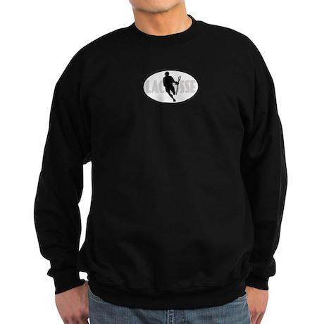 Lacrosse IRock Oval II Sweatshirt (dark)