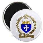 SAINT-MARTIN Acadian Crest Magnet