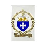 SAINT-MARTIN Acadian Crest Rectangle Magnet