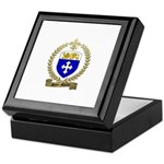 SAINT-MARTIN Acadian Crest Keepsake Box