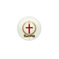 SAINT-GEORGE Family Crest Mini Button (100 pack)