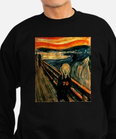 Scream 70th Sweatshirt (dark)
