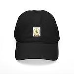ROUX Family Crest Black Cap