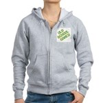 Old School Gamer Women's Zip Hoodie