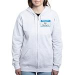 Ed Venture Women's Zip Hoodie