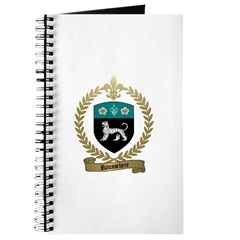 ROUSSELIERE Family Crest Journal
