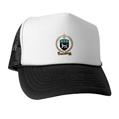 ROUSSELIERE Family Crest Trucker Hat