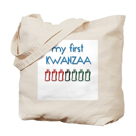 My First Kwanzaa Tote Bag
