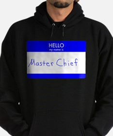 My name is Master Chief Hoodie
