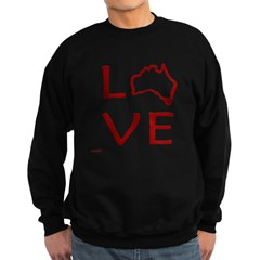 LOVE Australia Sweatshirt