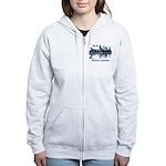 Perth Women's Zip Hoodie