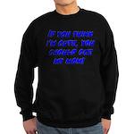 Cute Sweatshirt (dark)