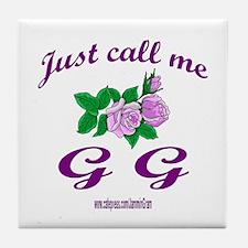 GG Tile Coaster
