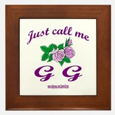 GG Framed Tile