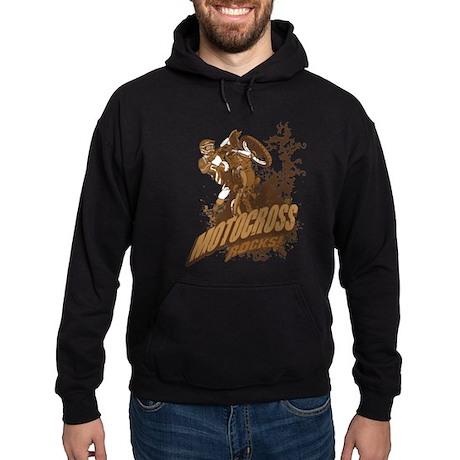 Motocross Rocks Hoodie (dark)