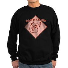 Saddle Up Horse Sweatshirt