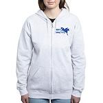 Jumper Horse Women's Zip Hoodie