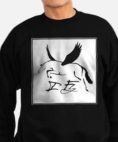 Unique Hunter horses Sweatshirt
