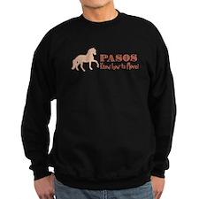 Paso Fino Horse Sweatshirt