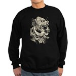 Arabian Horse Sweatshirt (dark)