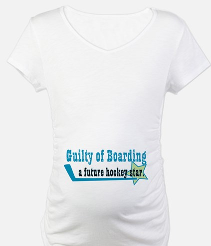 guilty of boarding Shirt