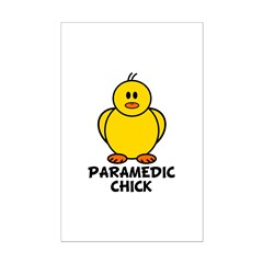 Paramedic Chick Posters
