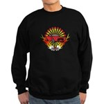 1968 Muscle Car Sweatshirt (dark)
